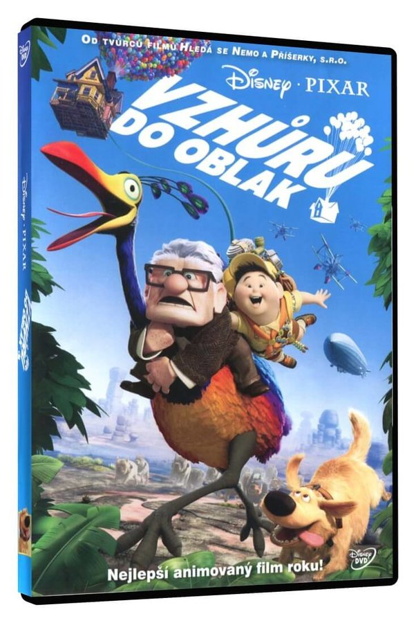 Vzhůru do oblak (DVD)