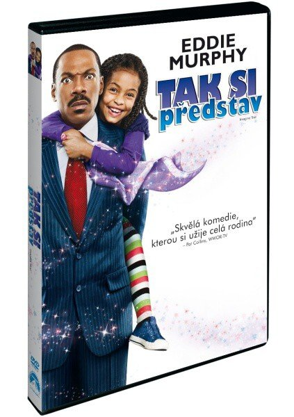 Tak si představ (DVD)