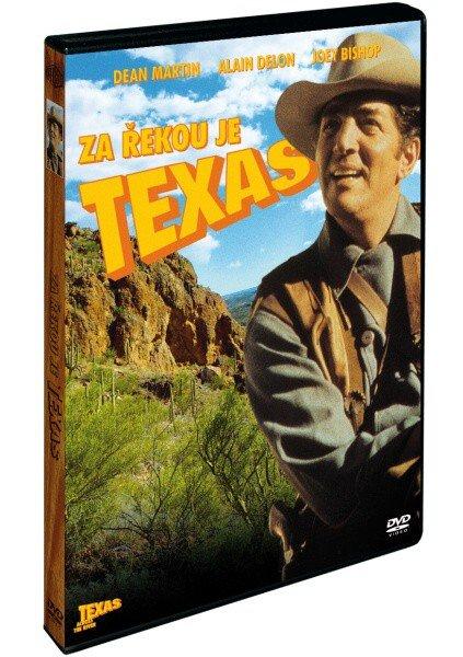 Za řekou je Texas (DVD)