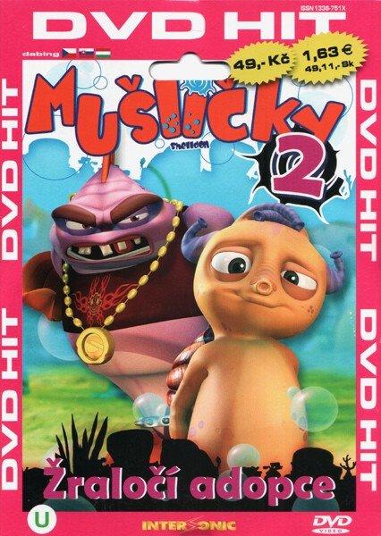 Mušličky 2 - edice DVD-HIT (DVD) (papírový obal)