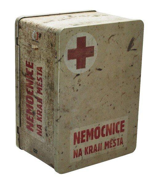 Nemocnice na kraji města - KOMPLET - 7xDVD