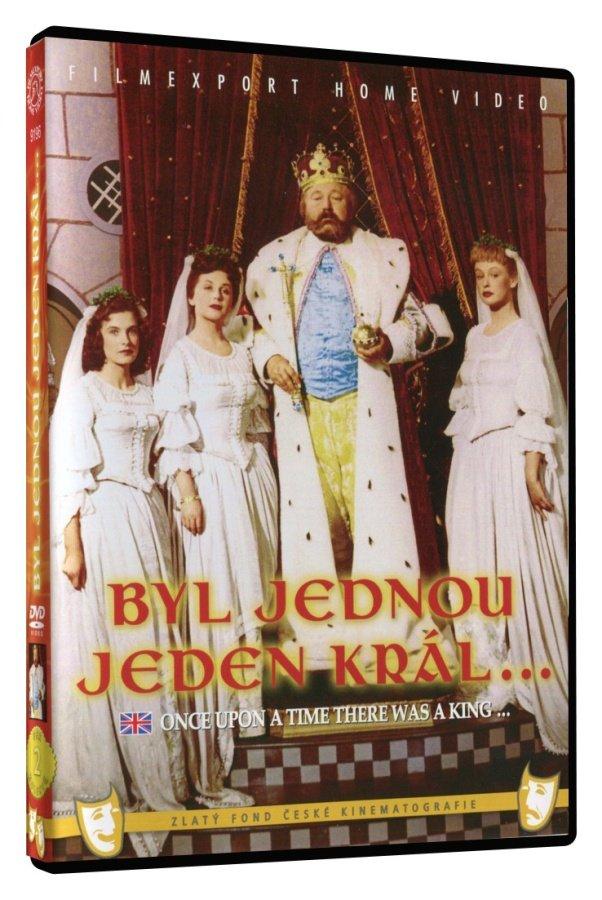 Byl jednou jeden král (DVD)