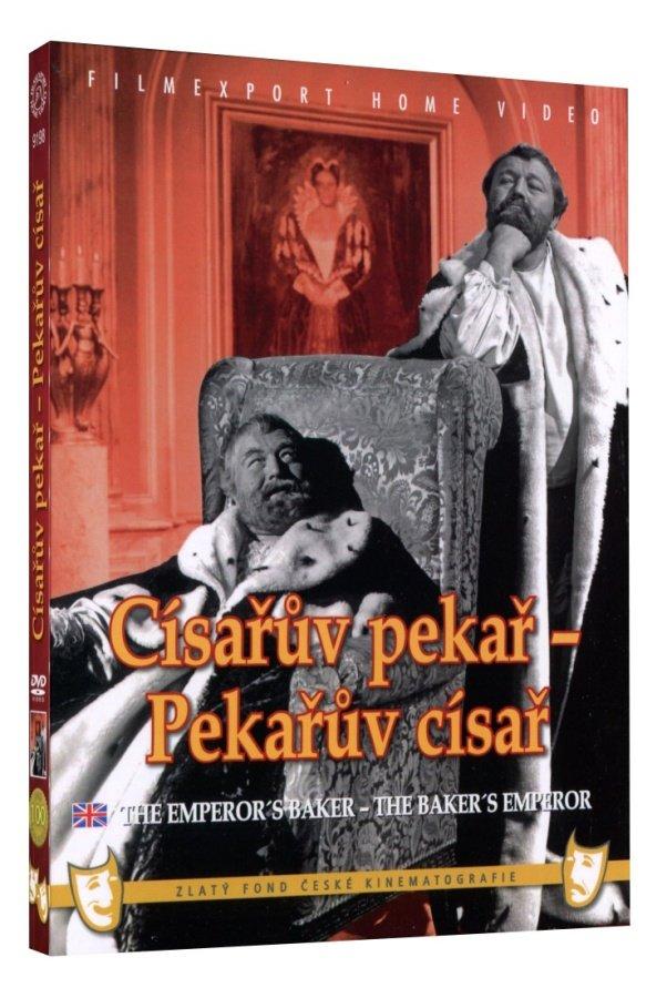 Císařův pekař - Pekařův císař - 2xDVD - speciální edice