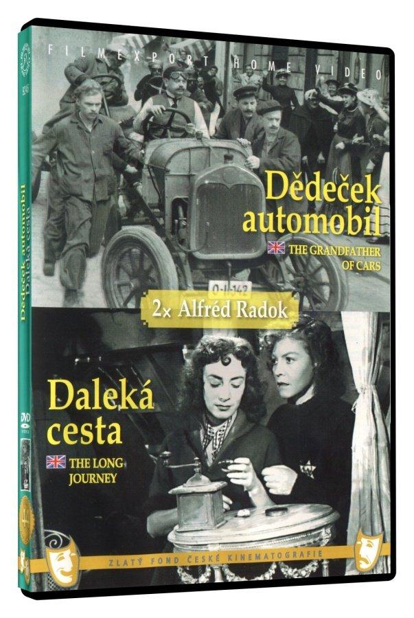 Dědeček automobil / Daleká cesta (DVD)