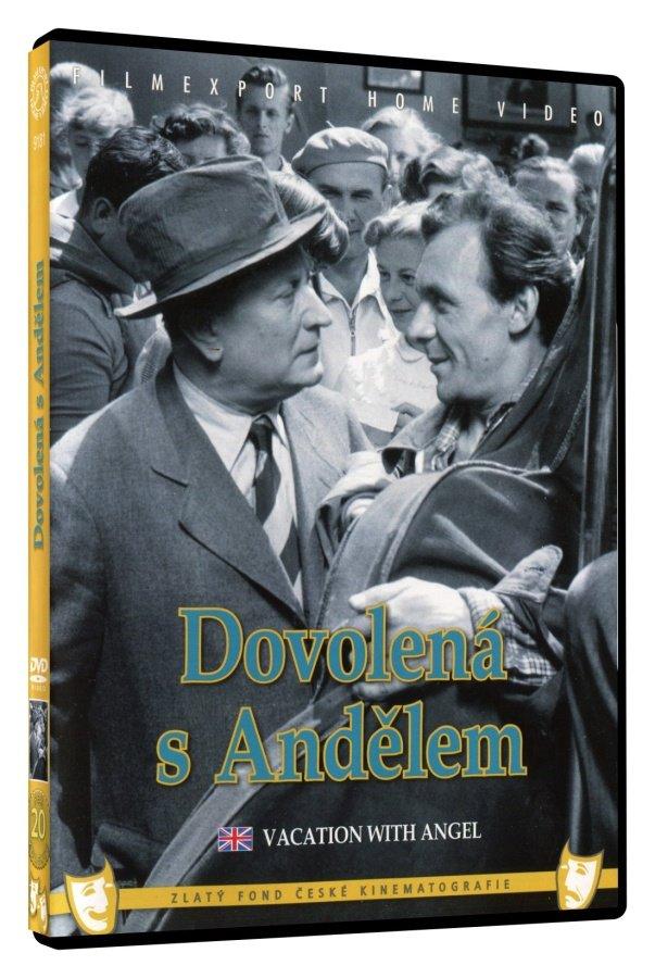 Dovolená s Andělem (DVD)