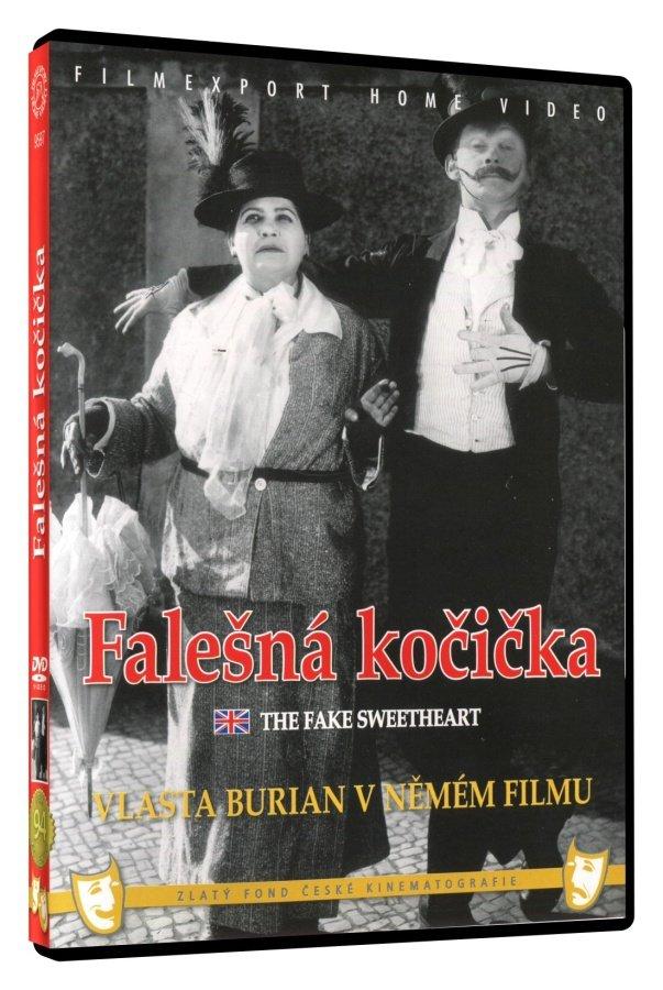 Falešná kočička (1926) (DVD)
