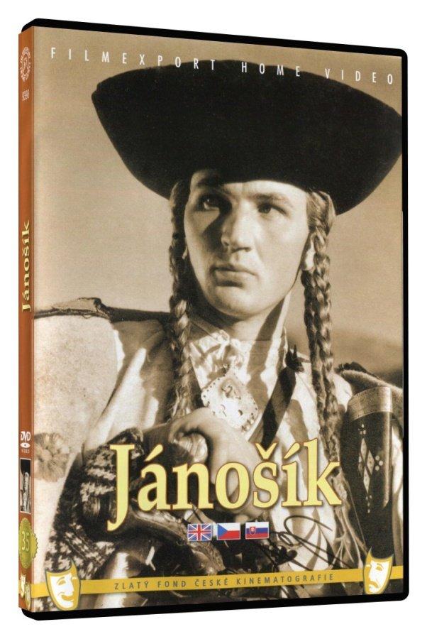 Jánošík (DVD)