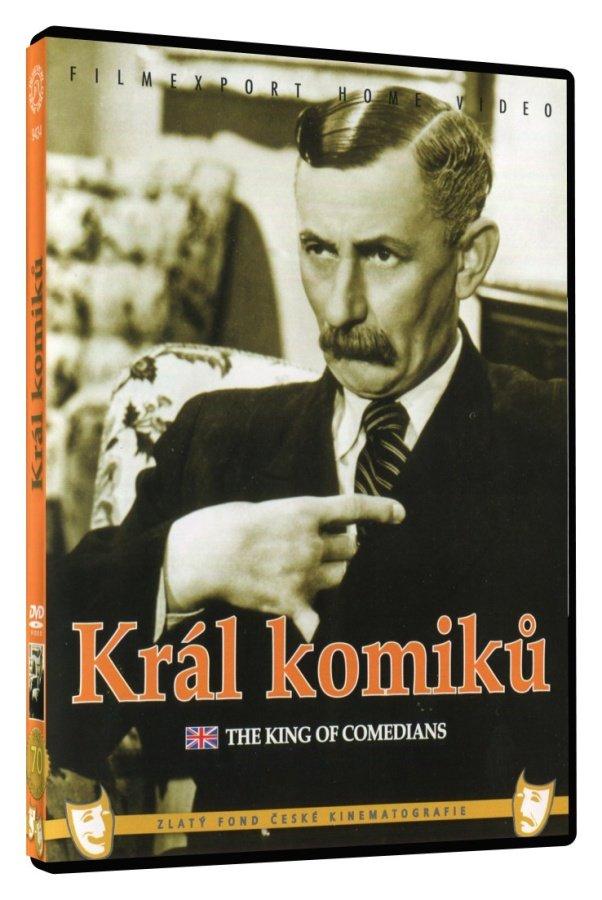 Král komiků (DVD)