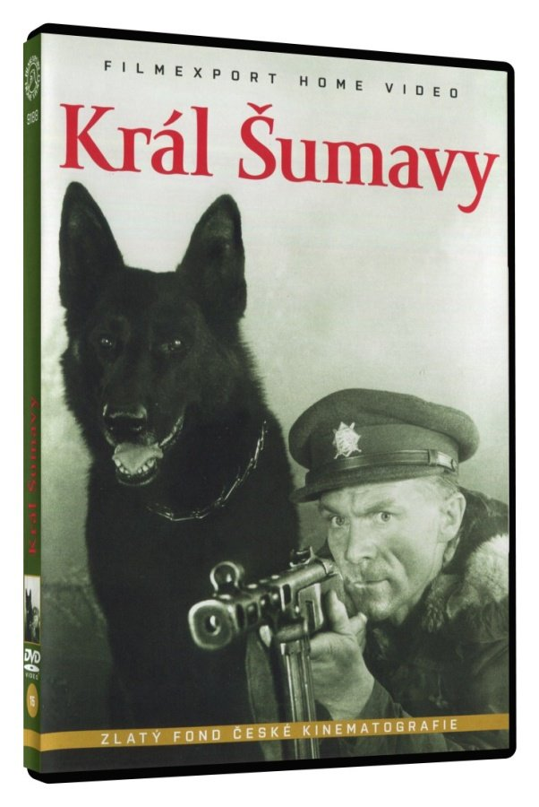 Král Šumavy (DVD)