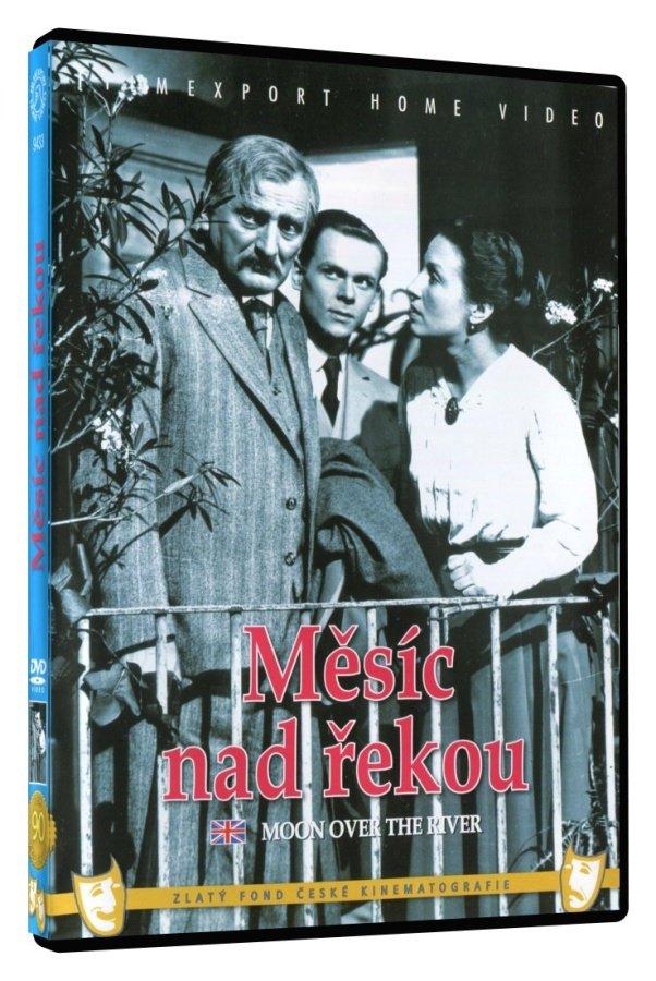 Měsíc nad řekou (DVD)
