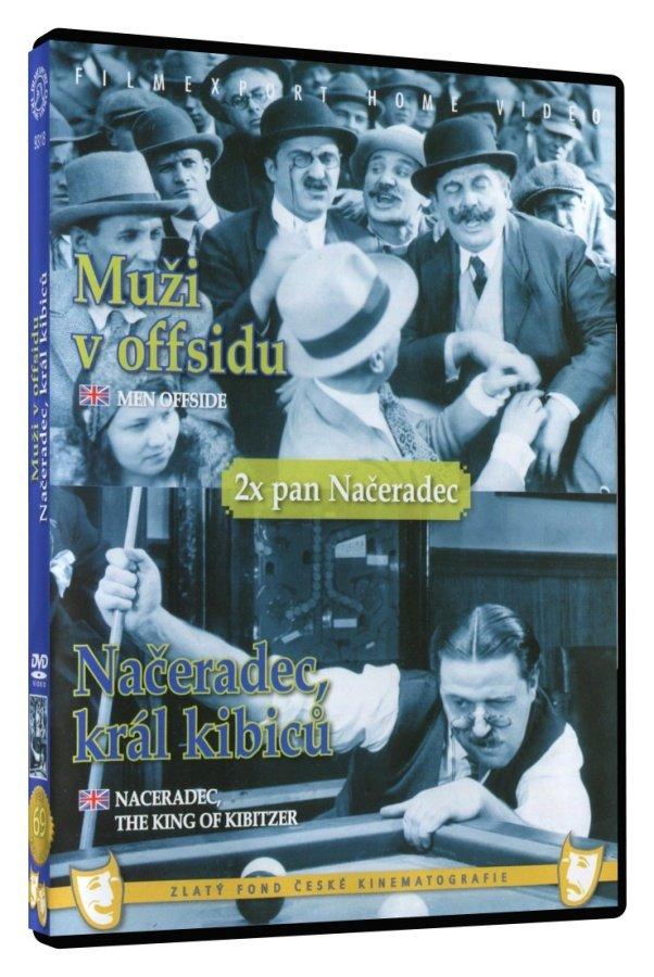 Muži v offsidu / Načeradec, král kibiců (DVD)