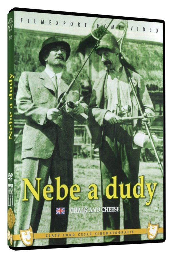 Nebe a dudy (DVD)