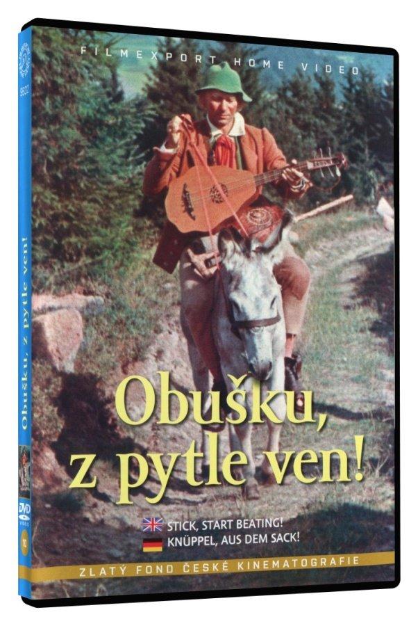 Obušku z pytle ven (DVD)