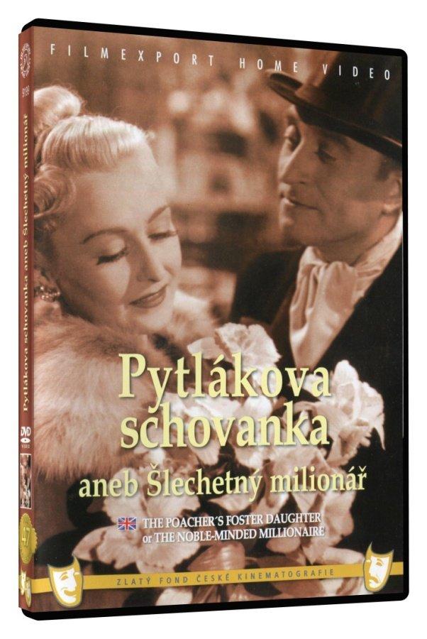 Pytlákova schovanka (DVD)