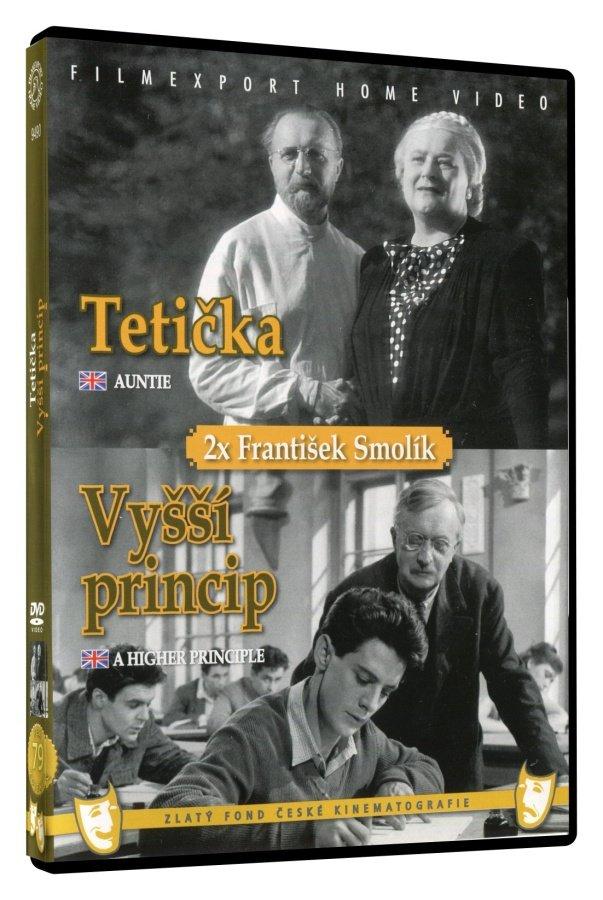 Tetička / Vyšší princip (DVD)
