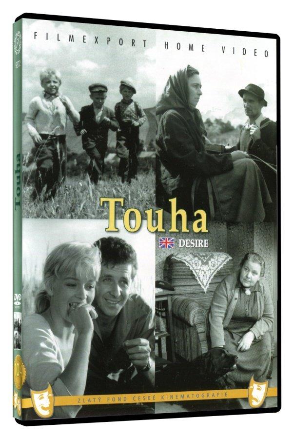 Touha (DVD)