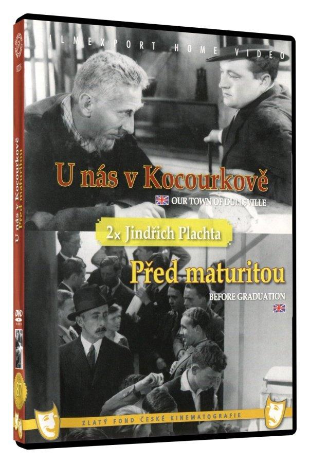 U nás v kocourkově / Před maturitou (DVD)