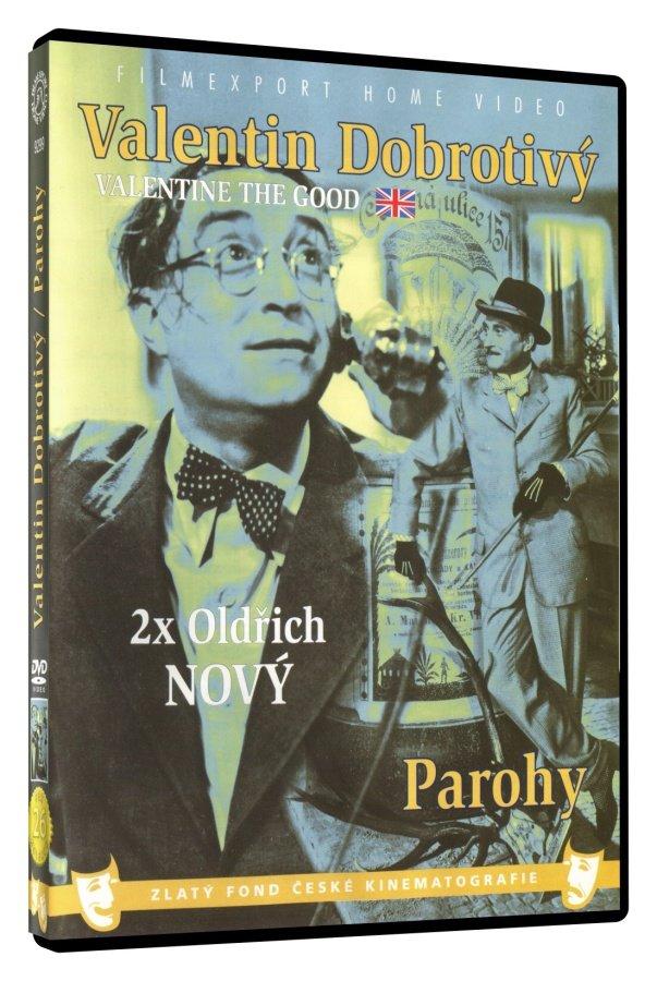 Valentin Dobrotivý / Parohy (DVD)