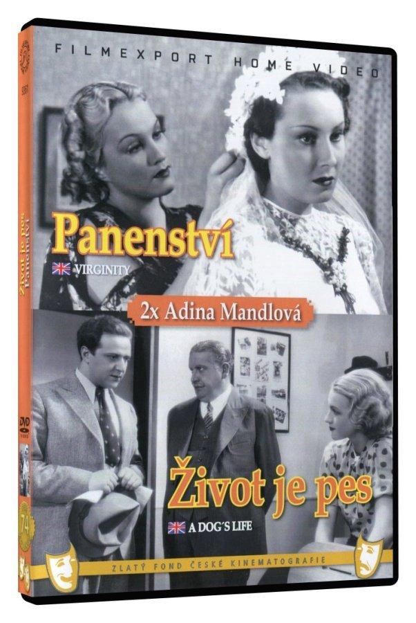 Život je pes / Panenství (DVD)