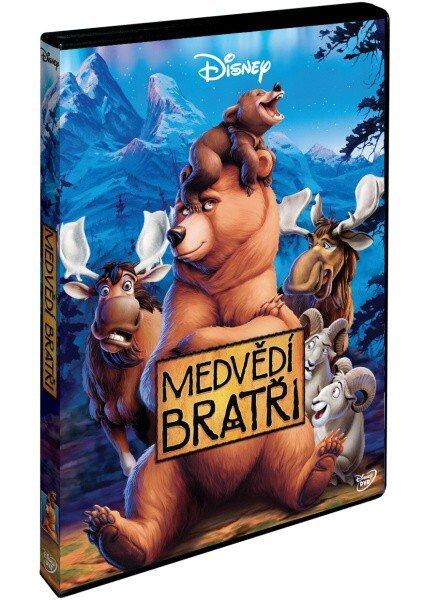 Medvědí bratři (DVD)