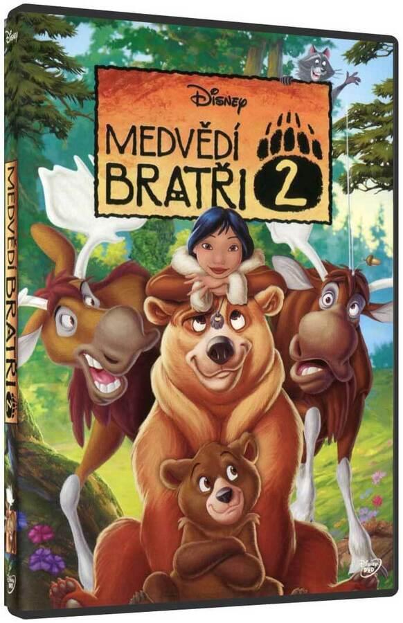 Medvědí bratři 2 (DVD)