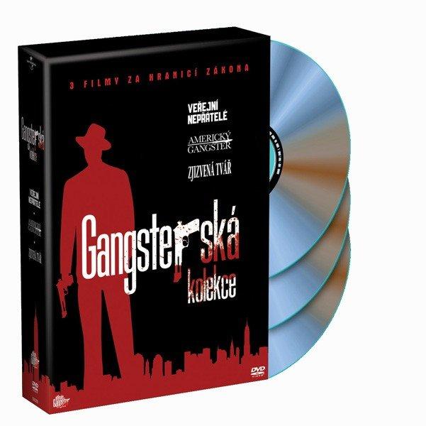 Gangsterská kolekce - 3xDVD