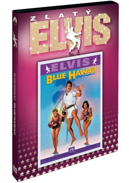 Elvis Presley: Blue Hawaii - edice Zlatý Elvis (DVD) (pouze s českými titulky)
