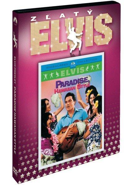 Elvis Presley: Paradise, Hawaiian Style - edice Zlatý Elvis (DVD) (pouze s českými titulky)