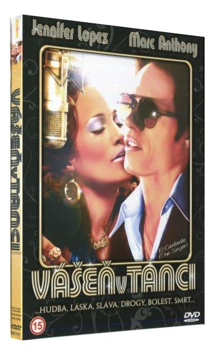 Vášeň v tanci (DVD)