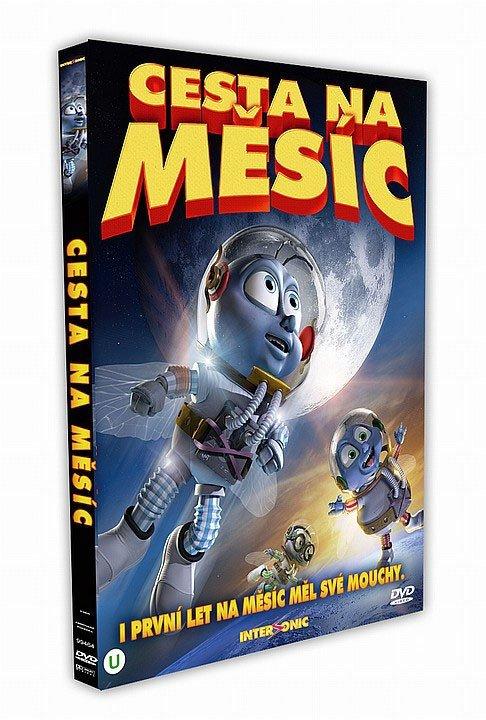Cesta na Měsíc (DVD)