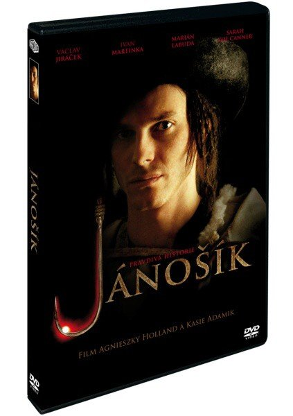 Jánošík. Pravdivá historie (DVD)