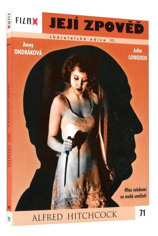 Její zpověď (DVD) - edice Film X