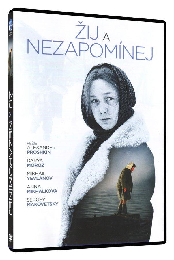 Žij a nezapomínej (DVD)