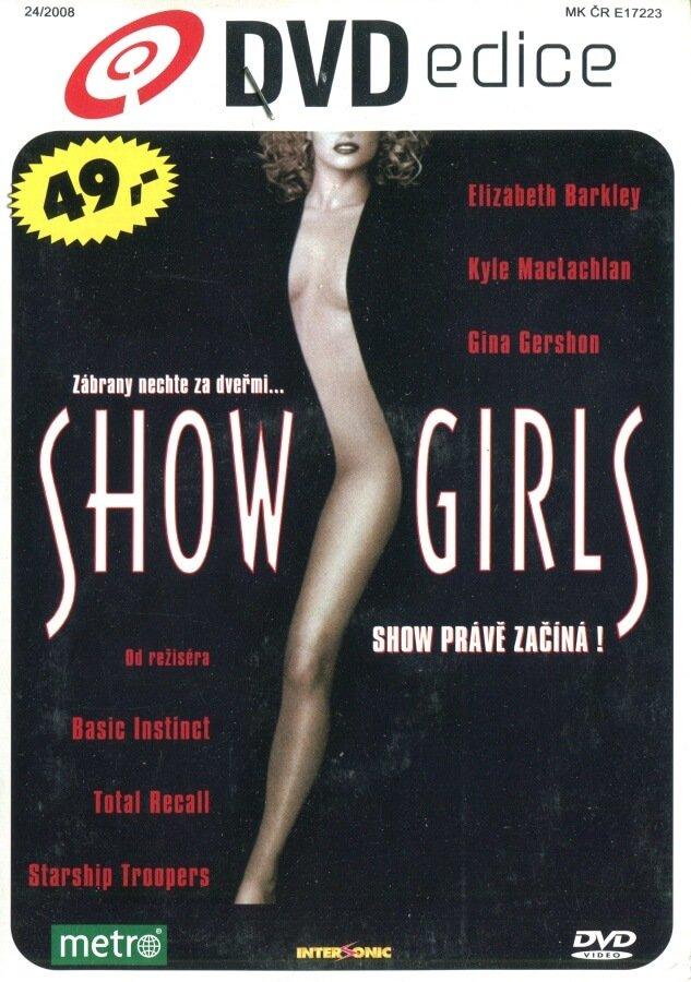 Showgirls (DVD) (papírový obal)