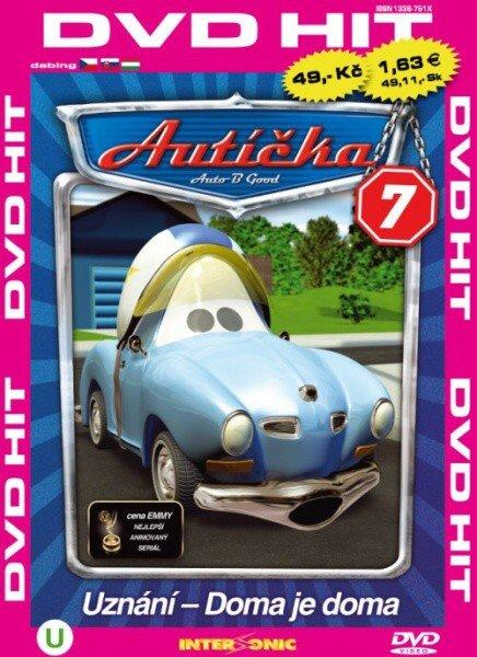 Autíčka 7 - edice DVD-HIT (DVD) (papírový obal)