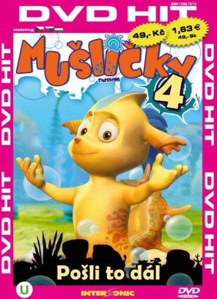 Mušličky 4 - edice DVD-HIT (DVD) (papírový obal)
