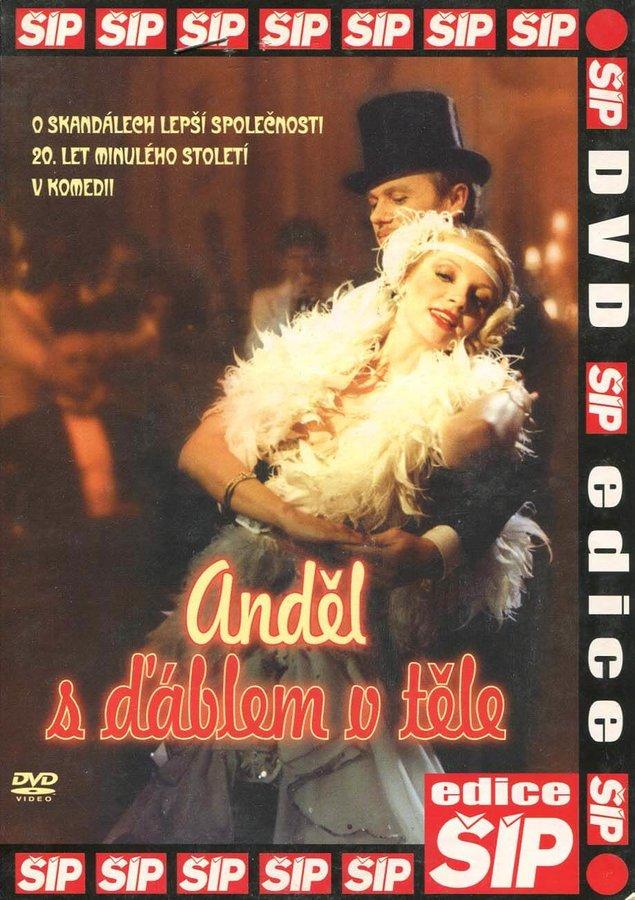 Anděl s ďáblem v těle (DVD) (papírový obal)