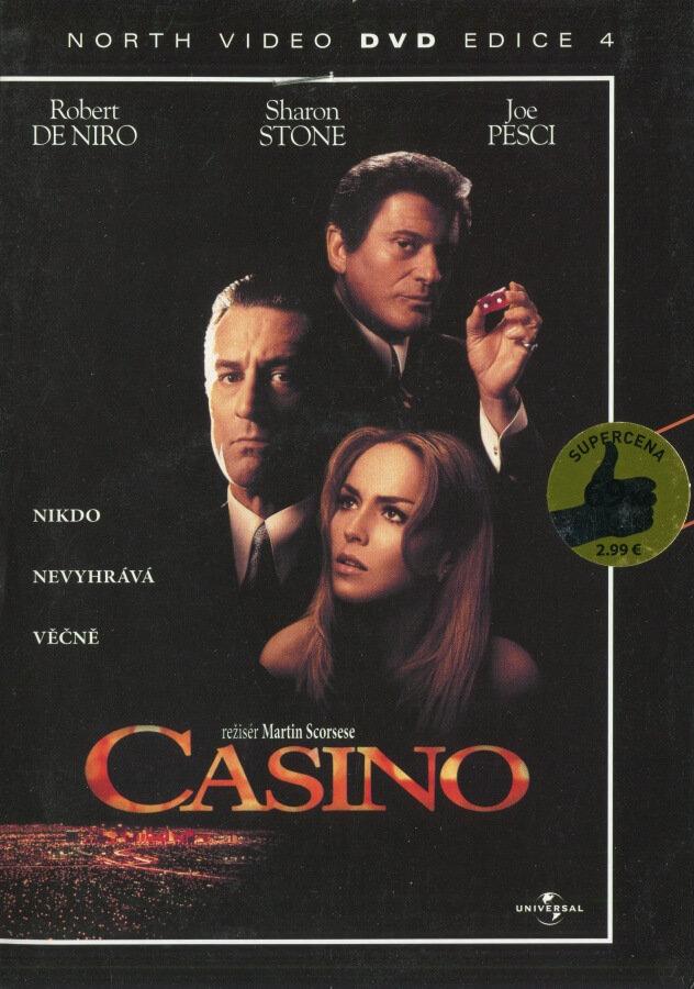 Casino (DVD) (papírový obal)