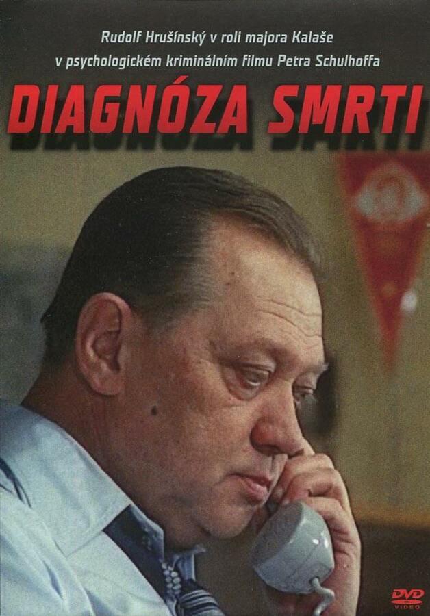 Diagnóza smrti (DVD) (papírový obal)