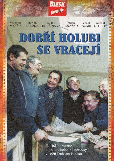Dobří holubi se vracejí (DVD) (papírový obal)