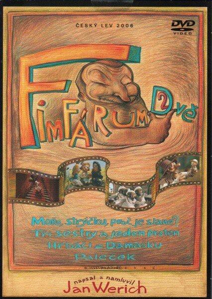 Fimfárum 2 (DVD) (papírový obal)