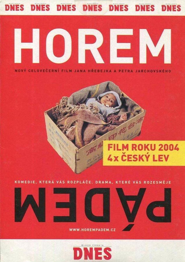 Horem pádem (DVD) (papírový obal)
