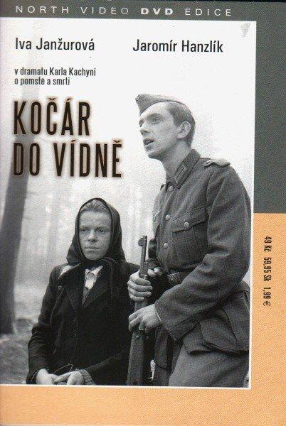Kočár do Vídně (DVD) (papírový obal)