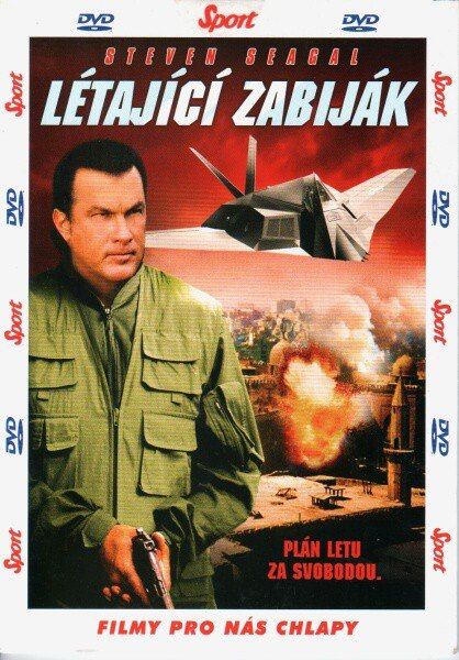 Létající zabiják (DVD) (papírový obal)