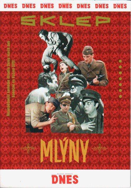 Mlýny - divadlo SKLEP - (DVD) (papírový obal)