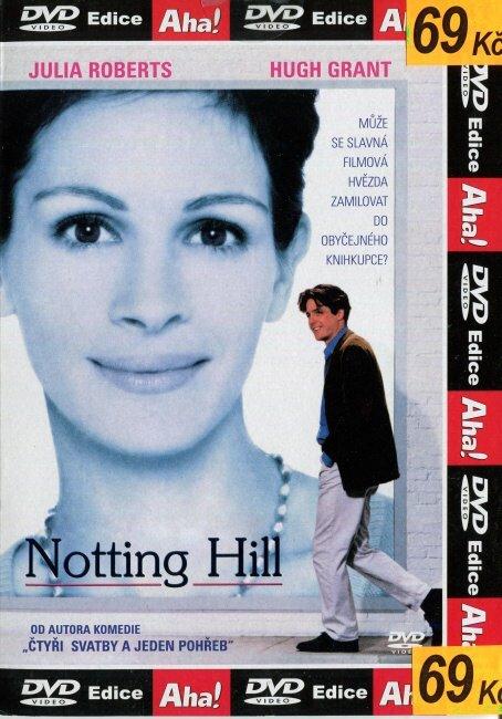 Notting Hill (DVD) (papírový obal)