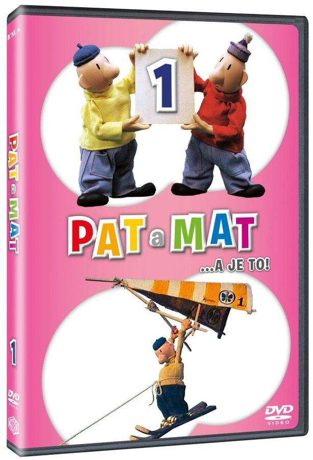 Pat a Mat 1 (DVD)