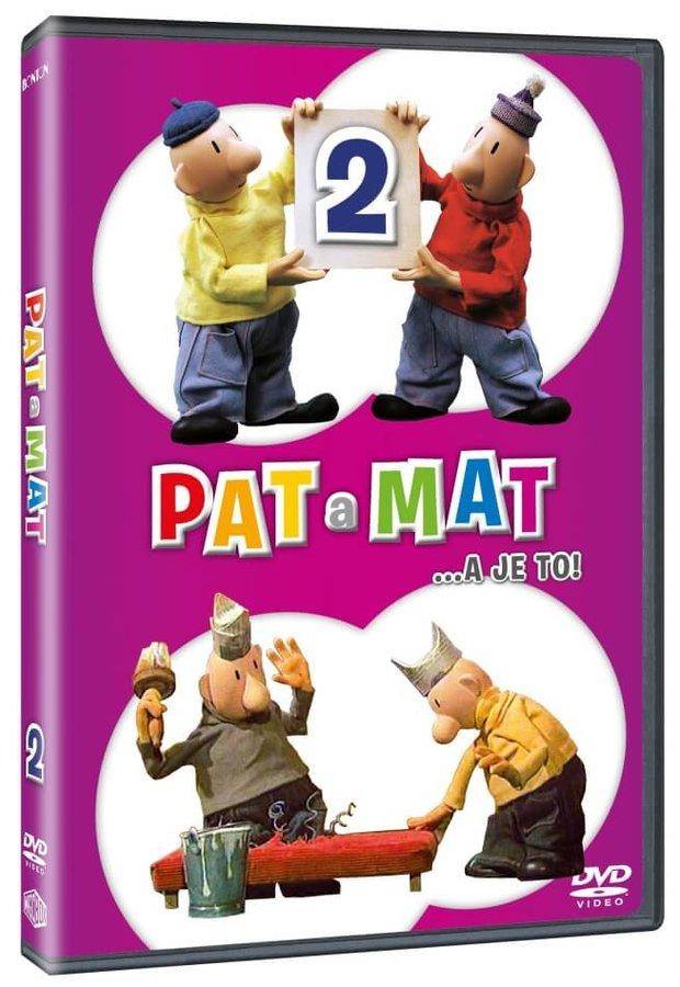 Pat a Mat 2 (DVD)