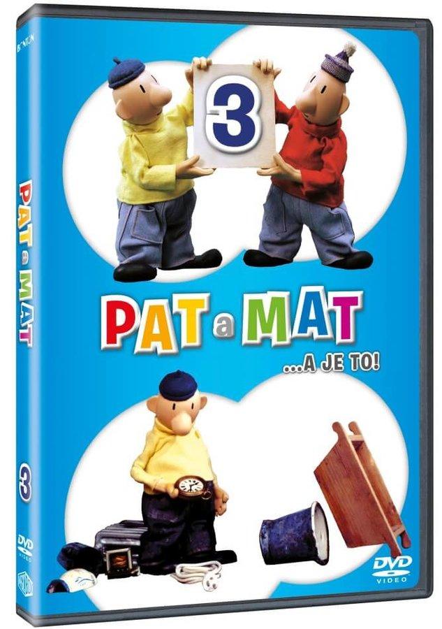 Pat a Mat 3 (DVD)