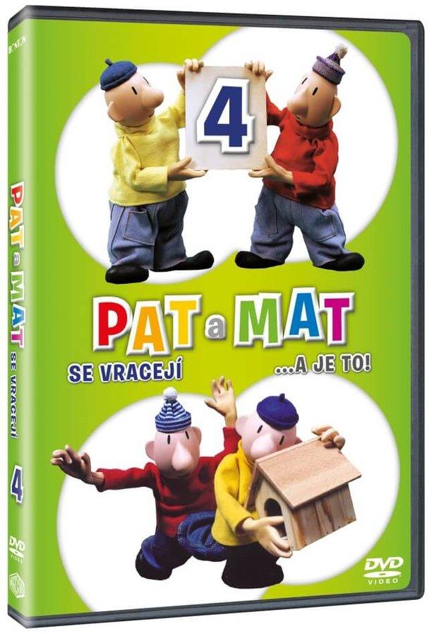 Pat a Mat 4 (DVD)